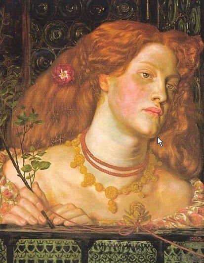 Fair Rosamund Rossetti