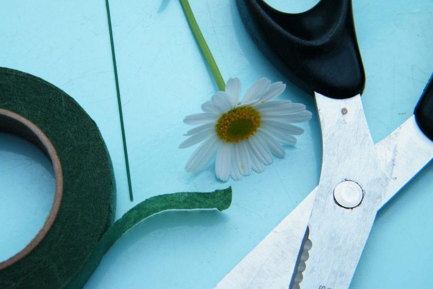 wiring flowers equipment