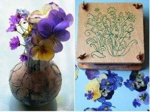 flower vase press