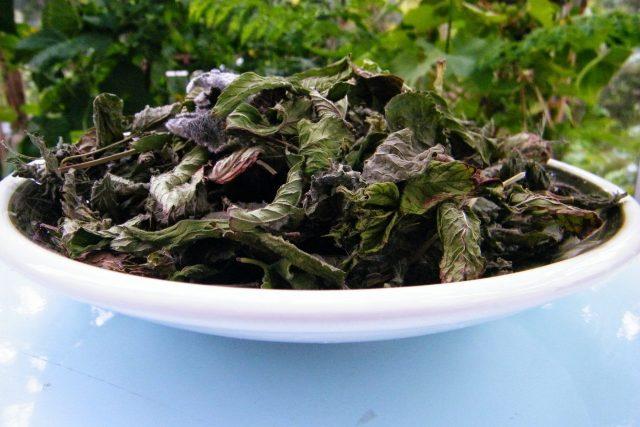 scented leaf potpourri
