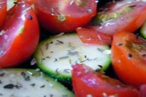 veg herbs