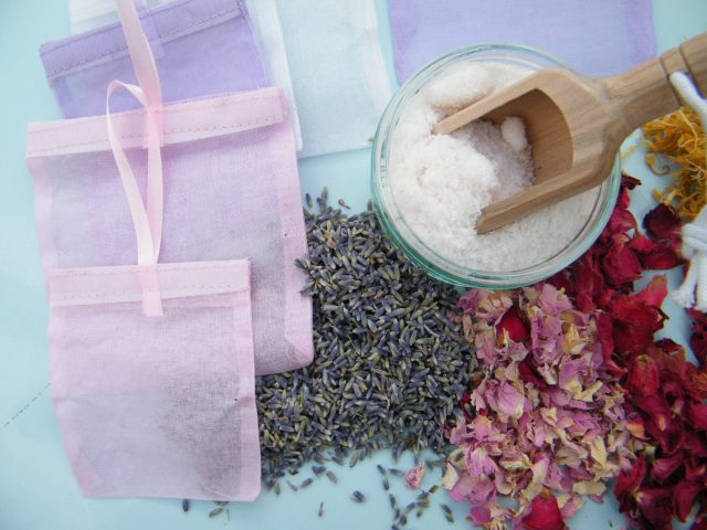bath sachets ingredients