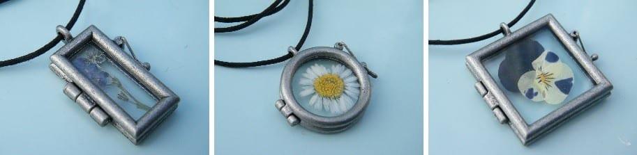 locket necklaces
