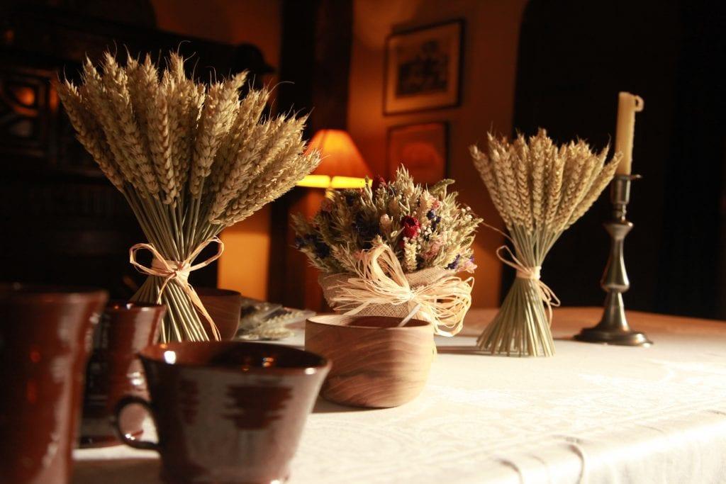wheat sheaves