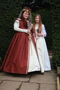 medieval wedding flowers