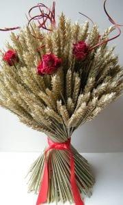 rose wheat sheaf
