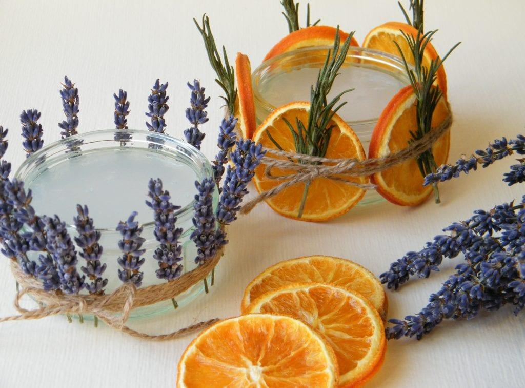 make natural room fresheners