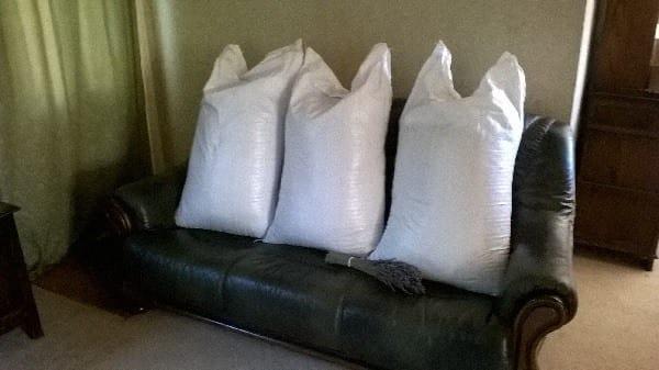 natural lavender fragrance sofa