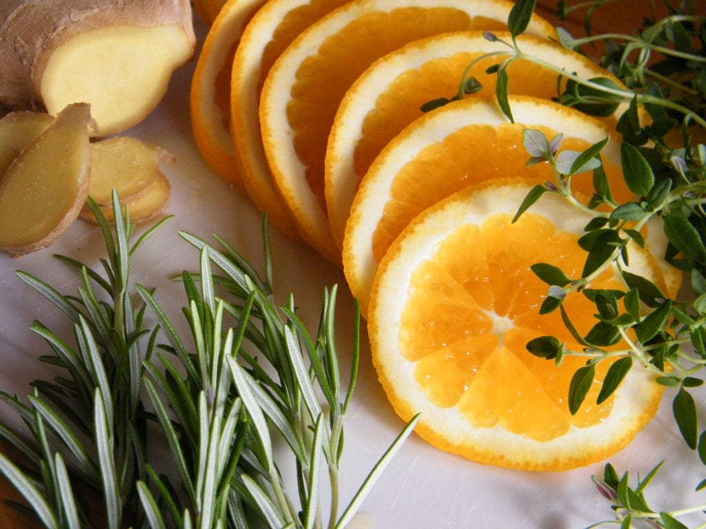 natural christmas home fragrance ingredients