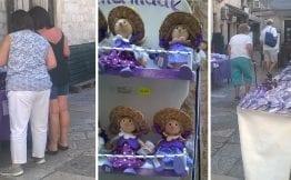 croatian lavender market hvar lavender