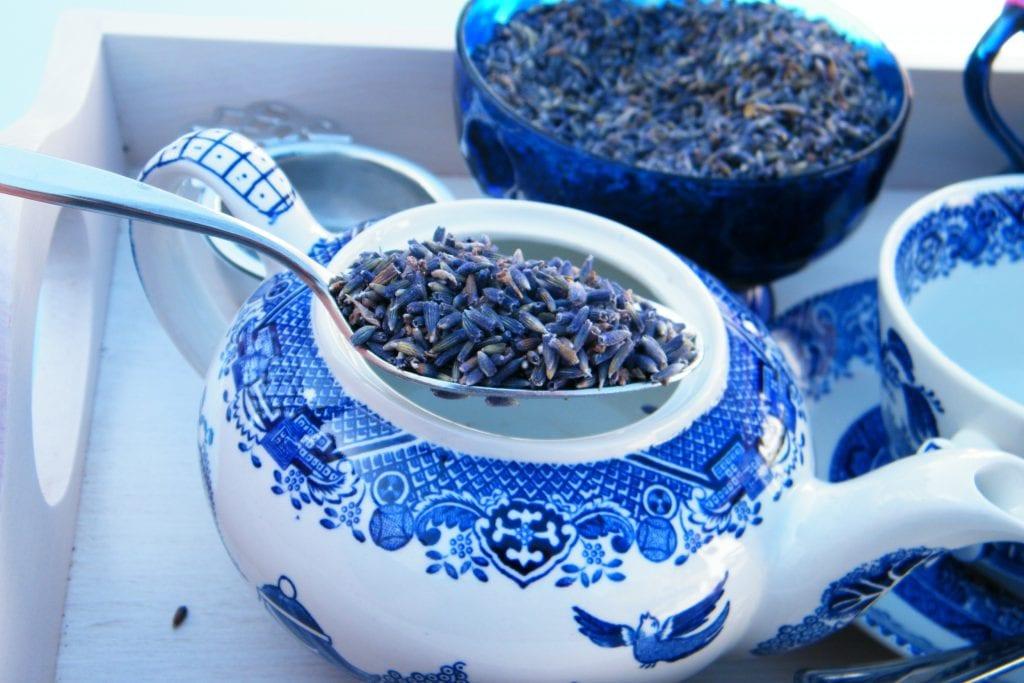 dried lavender culinary lavender tea
