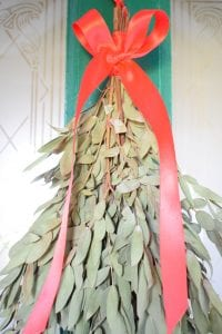 dried parvi stems ribbon