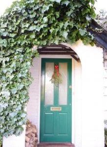 foliage bunch front door